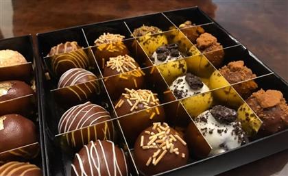 Alexandria's Muse Truffletry Makes Customised Chocolate Truffles