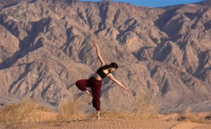 Connect with Self & Nature at this Remote Yoga Retreat in South Sinai