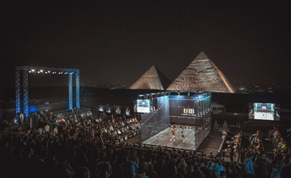 The World's Most Spectacular Squash Tournament