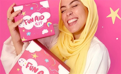 Lifestyle Influencer Sara Sabry Launches Adorable DIY Accessories Kit