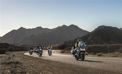 Ride Across the Western Desert with this Epic Cross Egypt Challenge