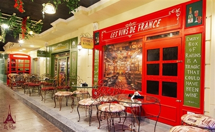 Alexandria's La Rue Cafe Will Take You to France and Back