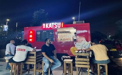 Kamikatsu Food Truck Says Sayonara to Sahel and Heads to Cairo