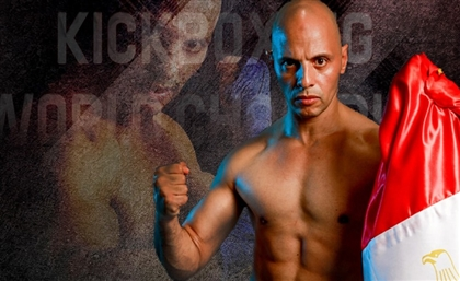 Kickboxer Mohamed Abdou Wins AirForce One K1 World Championship