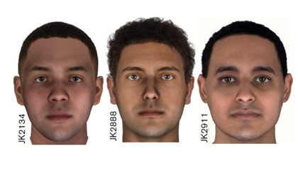 Faces of Three Ancient Egyptian Mummies Brought Back to Life