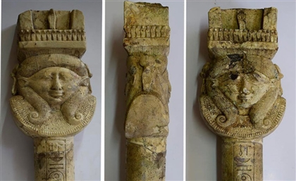 Pharaonic Tools for Religious Ritual Unearthed in Kafr El Sheikh
