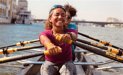 Row Around Manial Island to Help Fight Blood Disease on October 1st