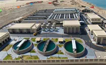 World's Largest Wastewater Treatment Plant Opens in Bahr El-Baqar