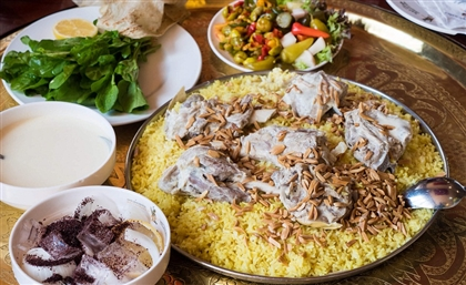 Heliopolis Says 'Marhaba' to New Palestinian Eatery Kufic
