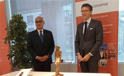 Belgium Sends Two Smuggled Artefacts Back to Egypt