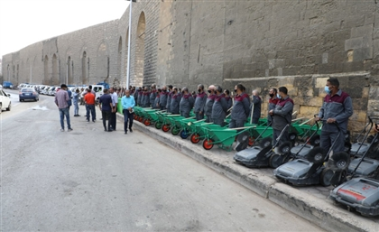Cairo Removes 700,000 Cubic Metres of Trash from Magra El-Oyoun