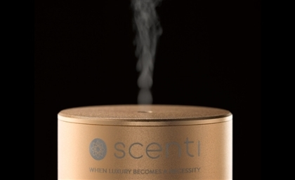 Scenti's Sensual Diffusers Gives Total Aromatic Control Over Your Home