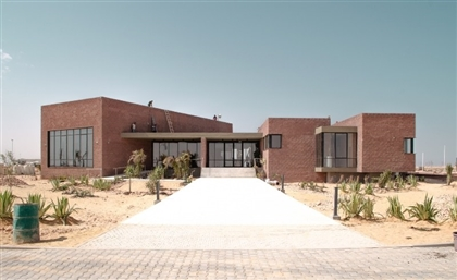 New Alamein Administrative Design Nominated for Golden Trezzini Award