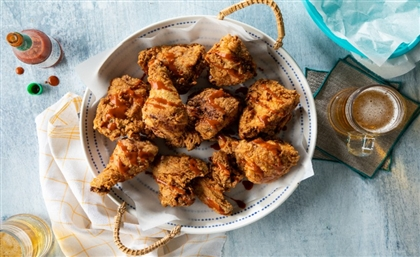 Cajun Is Leading Mansoura's Fried Chicken Revolution
