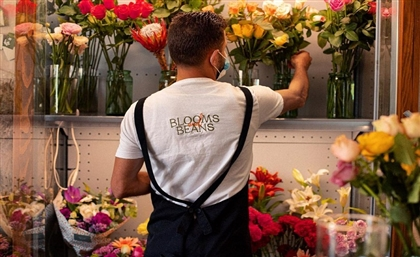 Flower Store? Coffee Shop? You Get to Have Both at Blooms & Beans