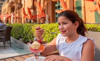 Cairo Marriott's Ice Cream Truck Is Giving Us Summer All Year Long