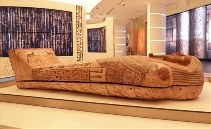 A Look at Egypt's Pavilion at Expo 2020 Dubai