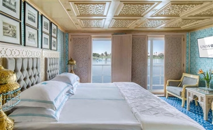 S. S. Sphinx Brings a New Level of Luxury to the Nile Cruise
