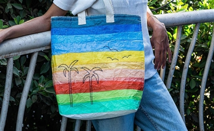 VeryNile Turns Trash into Trends with Craftswomen of Qursaya Island