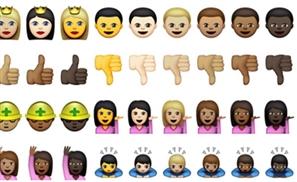 Finally, 50 Shades of Emojis