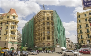 Downtown Cairo's Stunning Renovation