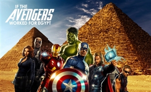 If The Avengers Worked For Egypt