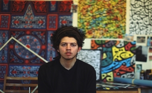 Youssef Maghraby Takes a Stand for Art