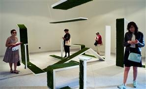 Egypt Pushes Peace with Venice Biennale Art Piece