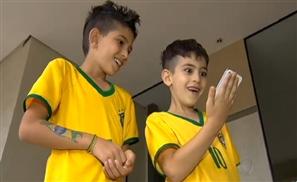 Syria <3's Brazil's Neymar
