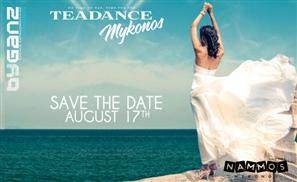 Teadance Takes Off to Mykonos