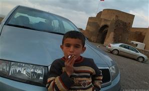 Egyptians Start Smoking Before Puberty