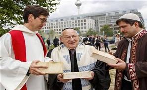A Priest, a Rabbi and a Sheikh...