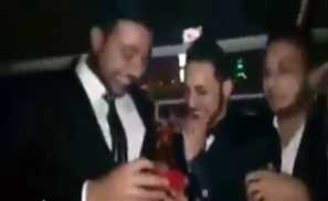 Gay Probe: Wedding Video Men 'Not Homosexual'