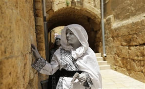 Past Tense Continuous: the Live Reenactment of the Palestinian Nakba