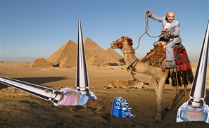 Louboutin's Latest Collection Inspired by Egypt