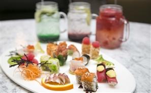 Upper Deck: Sushi in the Sky