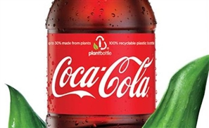 Coca-Cola Changes the Game With Bottles Made of Plants
