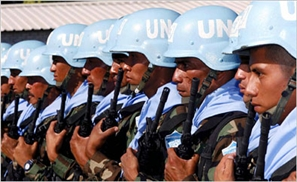 Where are the Peacekeepers?