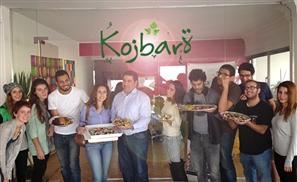 Kozbara's Winning Couple