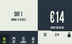 The Daily Spender App