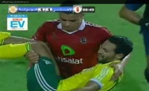 Video: Al Ahly's Samir Solves Football's Injury Problems