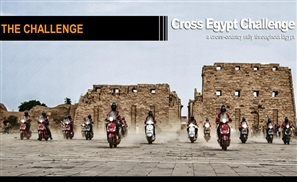 Cross Egypt Challenge: A Two Wheeled Exploration of Egypt