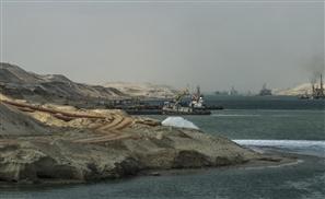 New Suez Canal Begins Trial Runs