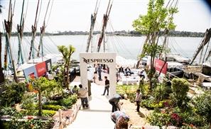 Nespresso on the Nile