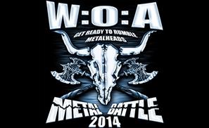 WOA Metal Battle in Egypt