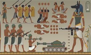 Modern Ancient Egyptian Art