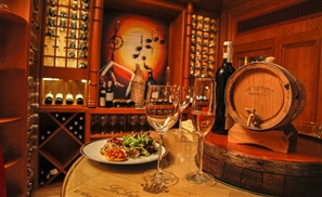 Bella's Wine Cellar at Four Seasons Hotel Cairo at Nile Plaza