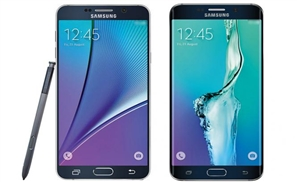#NextIsNow: A First Look at Samsung Galaxy Note 5 and S6+