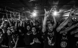 Nader Sadek: Death Metal and Dark Art