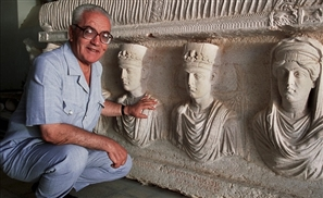 The Antiquities Scholar that Said No to ISIS Beheaded